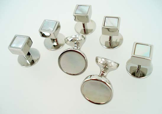 Stainless Steel Pearl 7pc Set