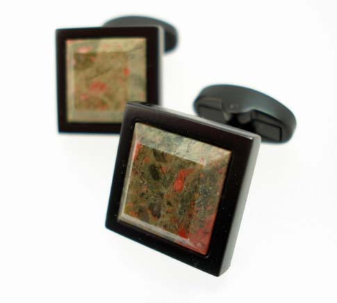 dragons blood cufflinks