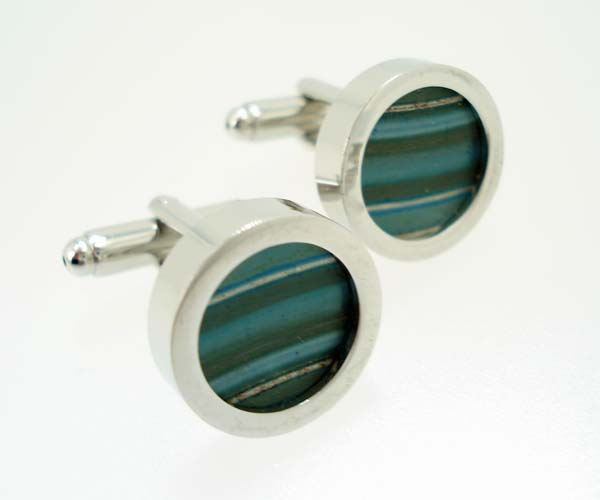 Head Gasket Cufflinks