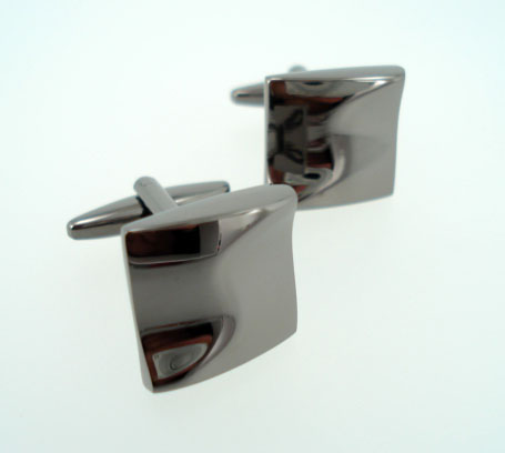 Liquid Chrome Cufflinks