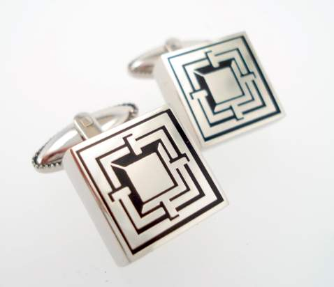 frank lloyd wright cufflinks