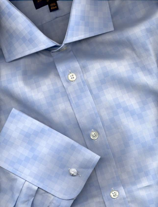 simon carter french cuff shirt