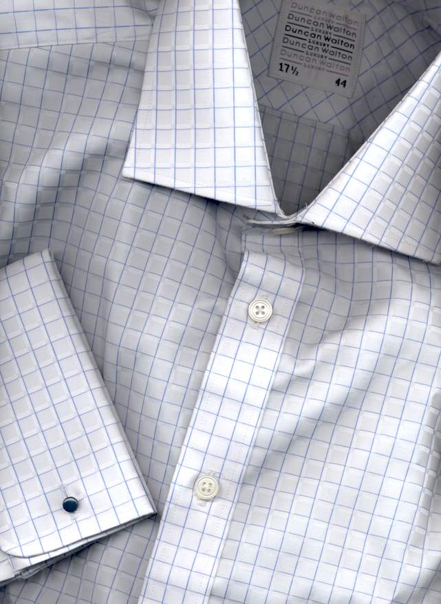 wd london french cuff shirts